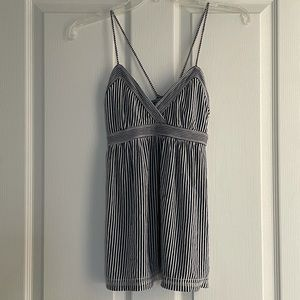 American Eagle Outfitters Striped Cami Sz S